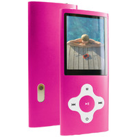 Curtis 8gb Video Mp3 Player (pink)