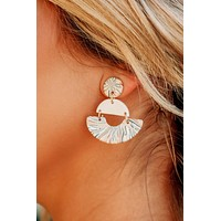 Twirl & Swirl Earrings: Multi