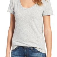 AG Killian Scoop Neck Tee | Nordstrom