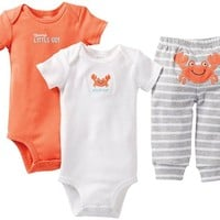 Carter's Baby Boys' 3 Piece Set - Red