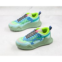 OW c/o ODSY-1000 Sneakers Blue/Green Size 36-45
