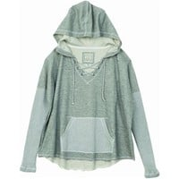 Billabong US Womens : CLOTHING - over you pullover hoodie