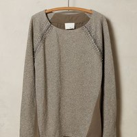 Bentley Embellished Pullover by Greylin Light Grey