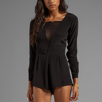 Tallow Semara Jumpsuit in Black from REVOLVEclothing.com
