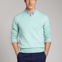 Tipping Point - Mint - V-Neck