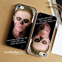 American Horror Story Tate Langdon Movie  iPhone Case Cover for iPhone 6 6 Plus 5s 5 5c 4s 4 Case