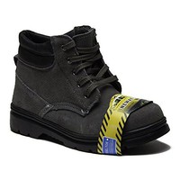 New Men's 2085-2 Safety Steel Toe Lace Up Suede Work Boots