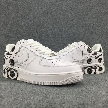 Women's and men's nike air force 1 cheap nike shoes 099