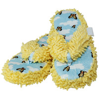 Social Butterfly Women's Spa Slippers