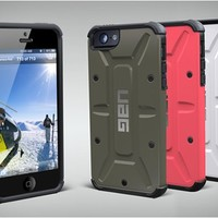 UAG iPhone SE / iPhone 5s Feather-Light Composite [BLACK] Military Drop Tested Phone Case