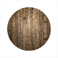 Tree Photography, Nature Photography, Sepia Photograph, Forest, LIMITED EDITION Circle Photo, Open Edition8 x 8 Square Photo, Wood