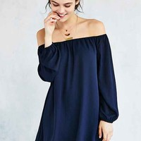 Ecote Off-The-Shoulder Swing Dress