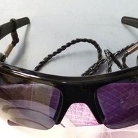OAKLEY BLUETOOTH SUNGLASSES IN EXCELLENT CONDITION OUR STOCK # 12659-1
