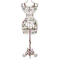 Ornate Mannequin Stand