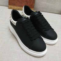 Alexander McQueen Woman Men Fashion Casual Sneakers Sport Shoes-18