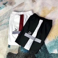 PUMA Fashion New Reflective Women And Men Casual Sport Shorts Two Color