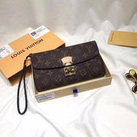 Louis Vuitton LV Monogram Flap Wallet