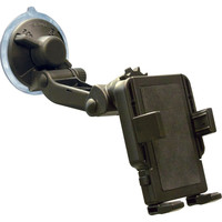 Panavise Products Portagrip Phone Holder With 811 Suction Cup Mount - Panavise Products Portagrip Phone Holder With 811 Suction Cup Mount