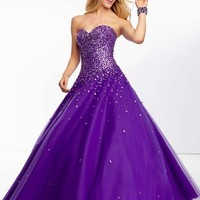 Mori Lee 95033 Prom Dress - PromDressShop.com