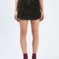 **Sidgwick Mini Skirt By Unique - Topshop