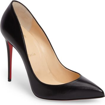 Christian Louboutin Pigalle Follies Pointy Toe Pump (Women) | Nordstrom