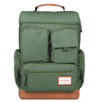 High-Capacity Simple Fashion School Backpack