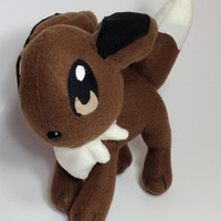 Pokemon - Eevee custom plush - ready to be ship