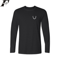 LUCKYFRIDAYF Symbols In Game Of Thrones Black 4xl Coton Men TShirt Long Sleeve And Funny T-shirts And Shirts With T Shirt Men