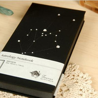 Zodiac Diary Notebook