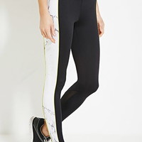 Active Marble Print Leggings
