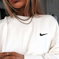 Nike: Fashion Sports Sweater