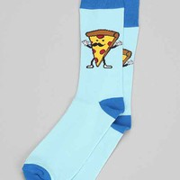 Pizza Man Sock