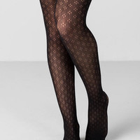 Meadowbend Pointelle Tights