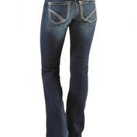 Ariat Women's Ruby Frayed Edge Loveless Bootcut Jeans - Sheplers