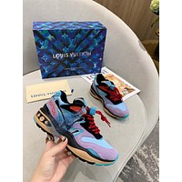 LV Women's Men's 2020 New Fashion Casual Shoes Sneaker Sport Running Shoes