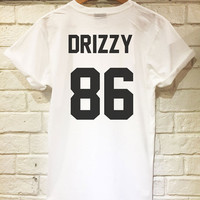 Drizzy Drake 86 Tees Unisex T-Shirt Size S M L