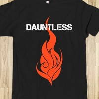DAUNTLESS WITH FLAME