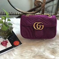 GG Fashion New Women Leather Shopping Shoulder Bag Handbag Crossbody Satchel Bag