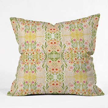 Cori Dantini Meadows Outdoor Throw Pillow