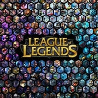 League of Legends Honeycomb Video Game Poster 11x17