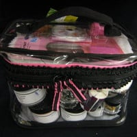 Nail Supply Starter Kit – 24 pieces (FEDEX Shipping only)   Diva collections