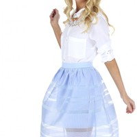 You Compleat Me Midi Skirt