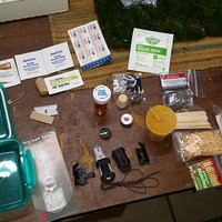 ULTIMATE EDC SURVIVAL Kit with natural solutions