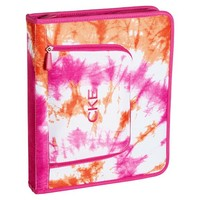 Gear-Up Pink Tie-Dye Homework Holder
