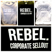 NEW REBEL. CS 3 COLORS! from Corporate Sellout