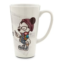 Mickey Mouse ''Happiest Hipster on Earth'' Mug