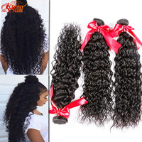 New Star Peruvian Spanish Wave Hair Weave Human Curly Hair 1 Bundles 7a Unprocessed Virgin Top Hair Extensions 8-30 inch