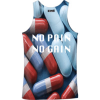 No Pain No Gain Tank