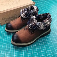 Timberland Single Roll-top Boots-1