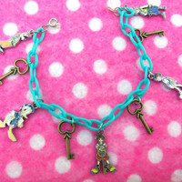 Kingdom Hearts Disney Charm Bracelet
